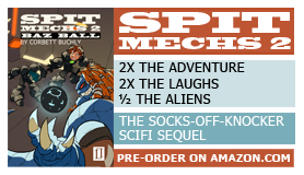 Pre-Order Spit Mechs 2 on Amazon.com