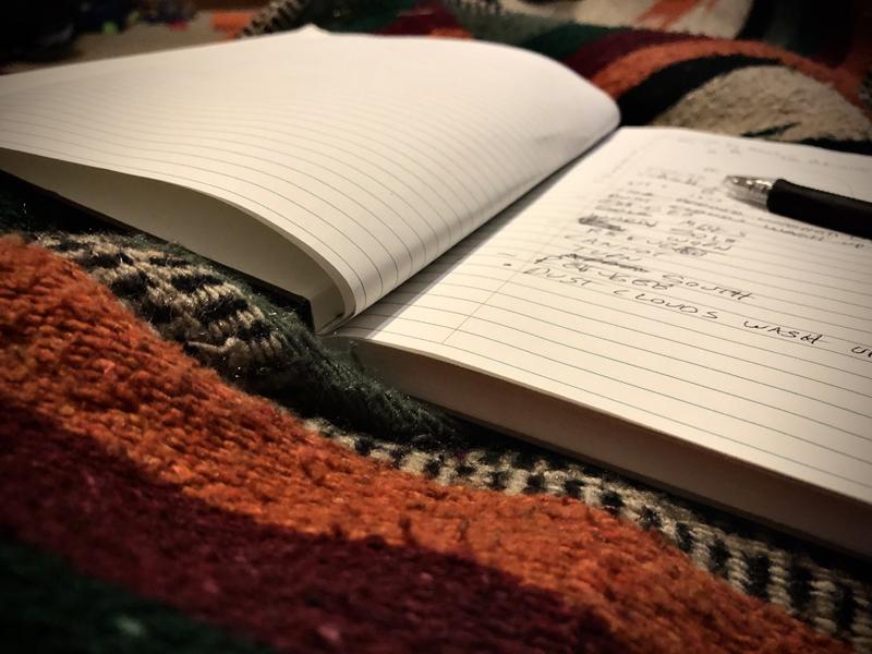 creative writing and anxiety