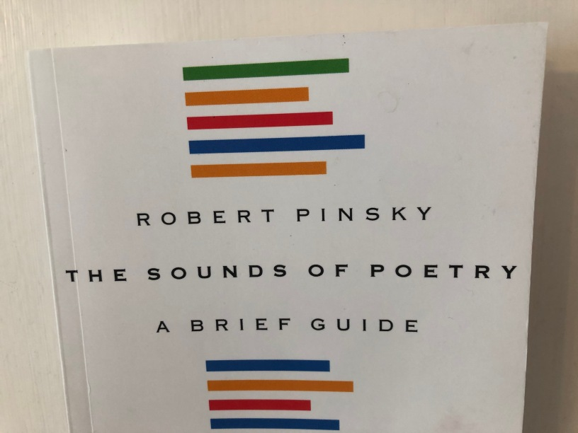 "Robert Pinsky ""The Sounds of Poetry"""